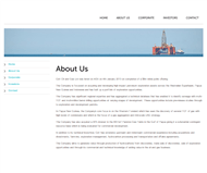 Cott Oil and Gas Limited Website Link