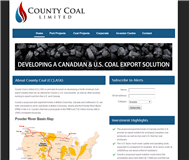 County International Limited Website Link