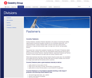 Coventry Group Limited Website Link
