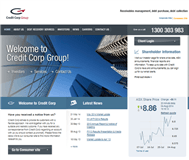 Credit Corp Group Limited Website Link