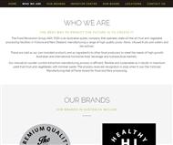 The Food Revolution Group Limited Website Link