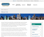 Cromwell Property Group Website Link