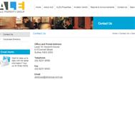 ALE Property Group Website Link