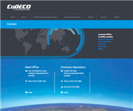 CuDECO Limited Website Link