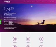 Vonex Limited Website Link