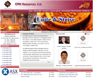 CWH Resources Ltd Website Link
