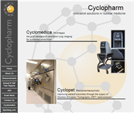 Cyclopharm Limited Website Link