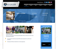 Alexium International Group Limited Website Link