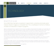 Algae.Tec Limited Website Link