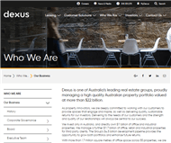 Dexus Website Link
