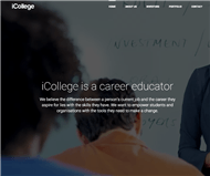 iCollege Limited Website Link