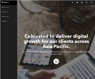 Asia Pacific Digital Limited Website Link