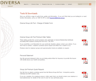 Diversa Limited Website Link