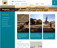 Doray Minerals Limited Website Link