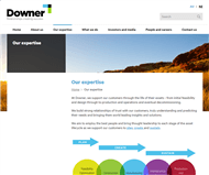 Downer EDI Limited Website Link