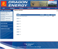Dragon Energy Limited Website Link