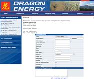 Dragon Energy Limited Website Link