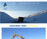 Dragon Mining Limited Website Link