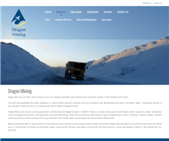 Dragon Mining Limited Website Link