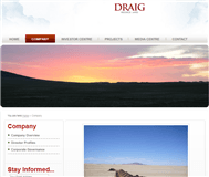 Draig Resources Limited Website Link
