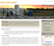 DGO Gold Limited Website Link
