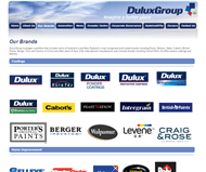 DuluxGroup Limited Website Link