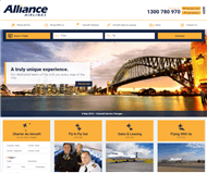 Alliance Aviation Services Limited Website Link