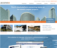 Aconex Limited Website Link