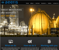 Aeeris Ltd Website Link