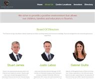 Affinity Education Group Limited Website Link