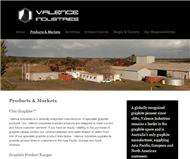 Valence Industries Limited Website Link