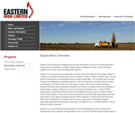 Eastern Iron Limited Website Link