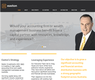 Easton Investments Limited Website Link