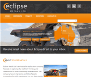 Eclipse Metals Limited Website Link