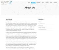 Cynata Therapeutics Limited Website Link