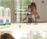 The a2 Milk Company Limited Website Link