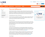 Link Market Services Limited Website Link