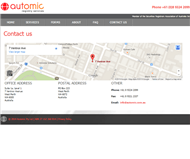 Automic Registry Services Website Link