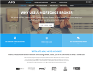 Australian Finance Group Ltd Website Link