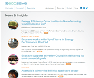 Ecosave Holdings Limited Website Link