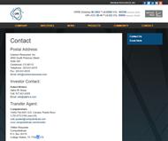 Uranium Resources Inc Website Link