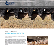 Apiam Animal Health Limited Website Link
