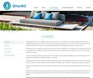 OneAll International limited Website Link