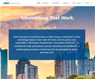 Eden Innovations Limited Website Link
