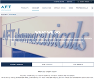 AFT Pharmaceuticals Limited Website Link