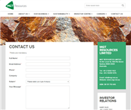 MGT Resources Limited Website Link