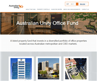 Australian Unity Office Property Fund Website Link