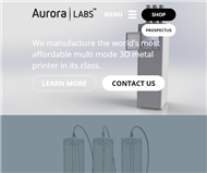 Aurora Labs Limited Website Link