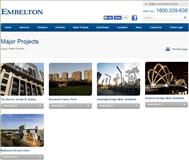 Embelton Limited Website Link