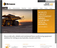 Emeco Holdings Limited Website Link